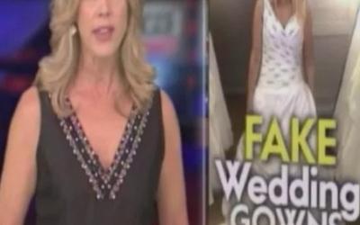 Pozor na čínské svatební šaty