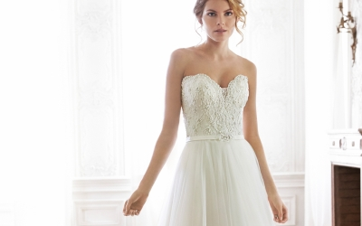 Jaké svatební šaty se nejvíce hodí k Vaší postavě?